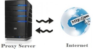 Install ubuntu server sebagai proxy server