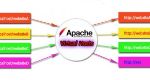 apache virtual host